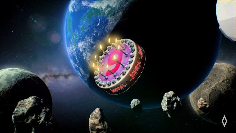 Kerbal Space Program отмечает 9 день рождения