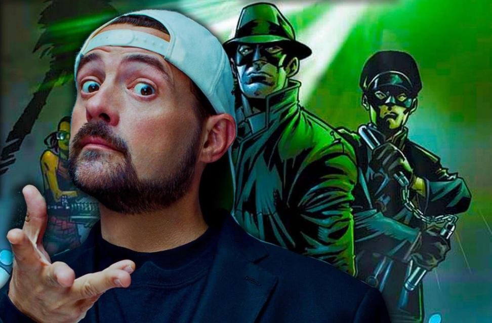 Кевин Смит займется разработкой мультсериала по «Зелёному Шершню»