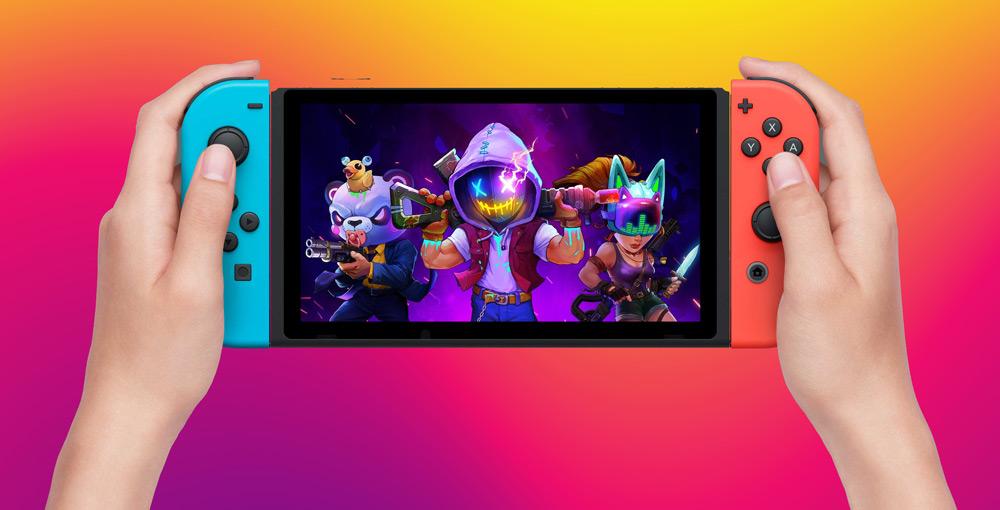 Демо-версия Neon Abyss теперь доступна и на Nintendo Switch