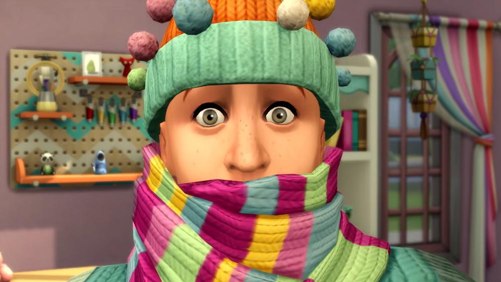 Шьем и штопаем вместе – в The Sims 4 открываются курсы кройки и шитья