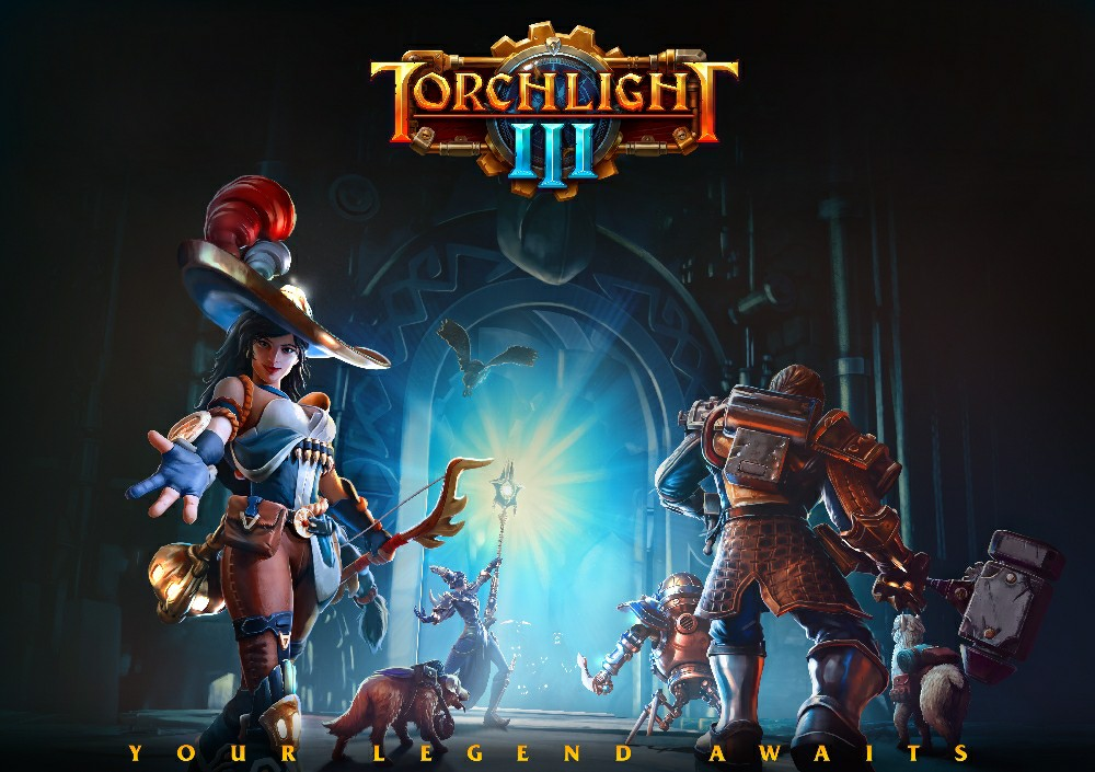 Подземелья Фазира появились в Torchlight III