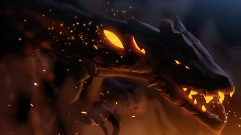 """Riot Games представила облики """"Древнее пламя"""" для оружия в VALORANT"""