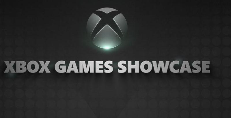 Xbox Games Showcase logo