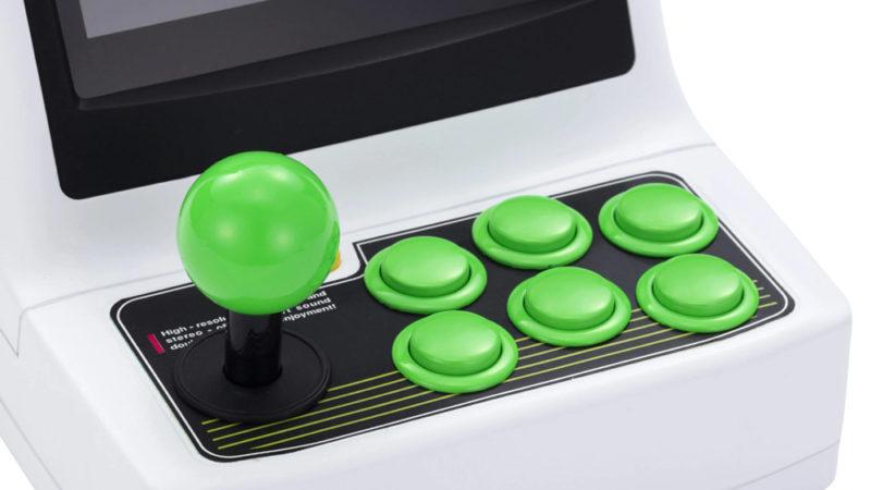 SEGA анонсировала выход маленького игрового автомата Astro City Mini
