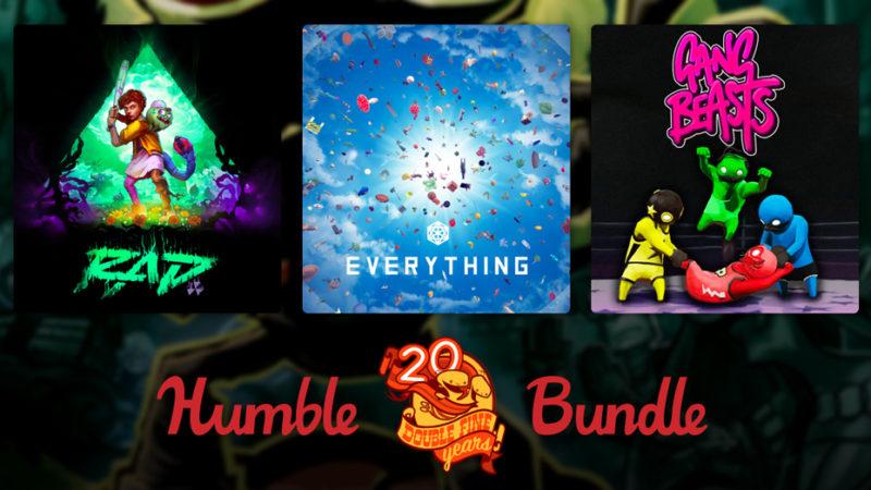 На Humble Bundle продают юбилейную подборку игр Double Fine