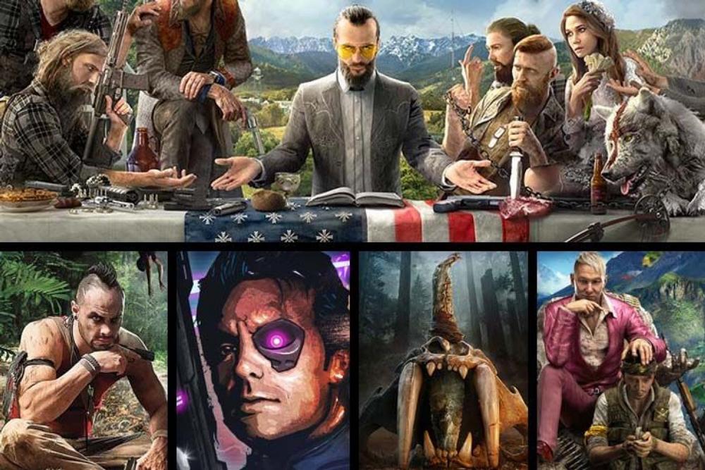 Набор Far Cry со скидкой в 82%