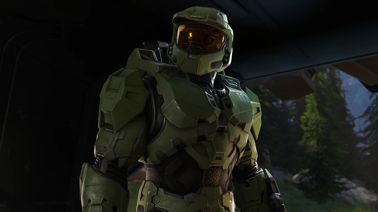 Вышел трейлер игры «Halo Infinite»