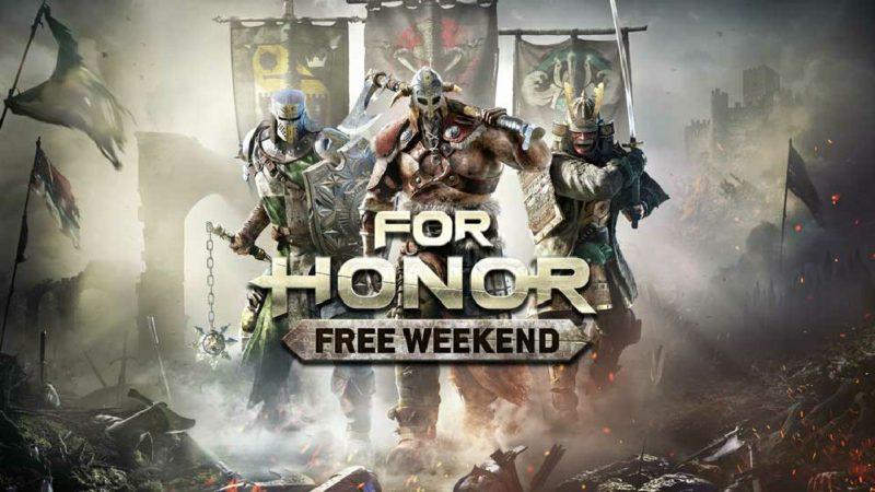 Бесплатные выходные в For Honor