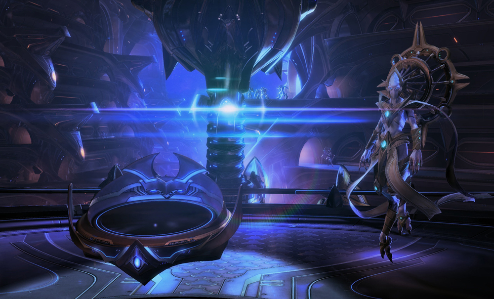 StarCraft II празднует 10 лет