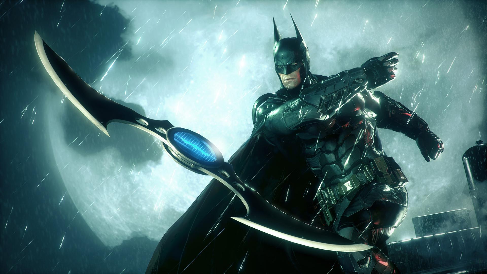 В новой игре про Бэтмена будет система «Nemesis»