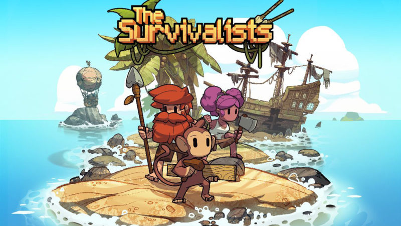 The Survivalists game Logo