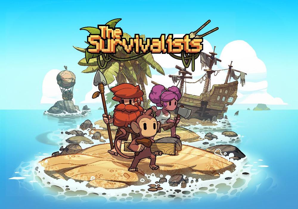 Открыты предзаказы на The Survivalists