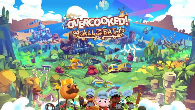 Team17 представила ремастер Overcooked! для консолей следующего поколения