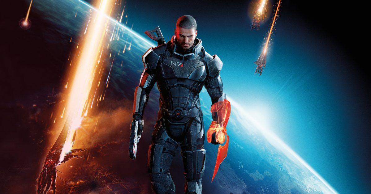 Стартовали предзаказы артбука по трилогии Mass Effect
