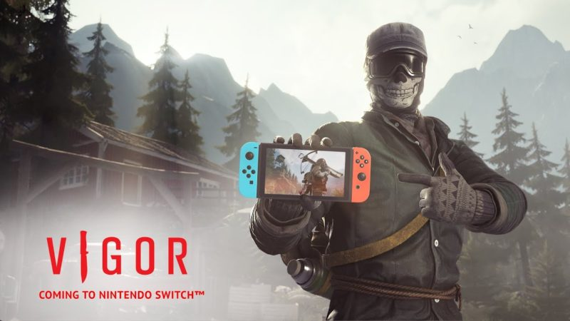 Vigor вышла на Nintendo Switch
