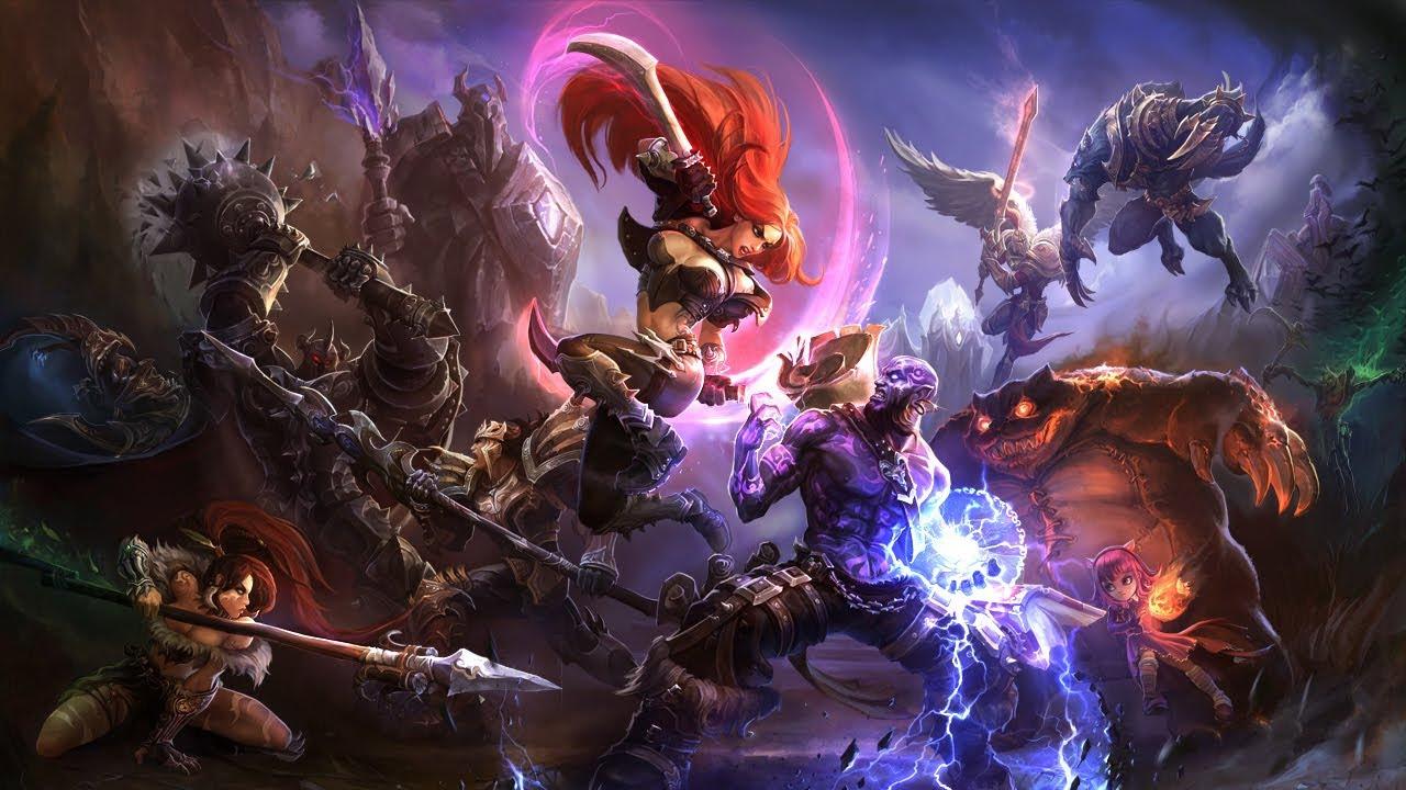 Riot Games выделила LoL Esports в самостоятельный бренд