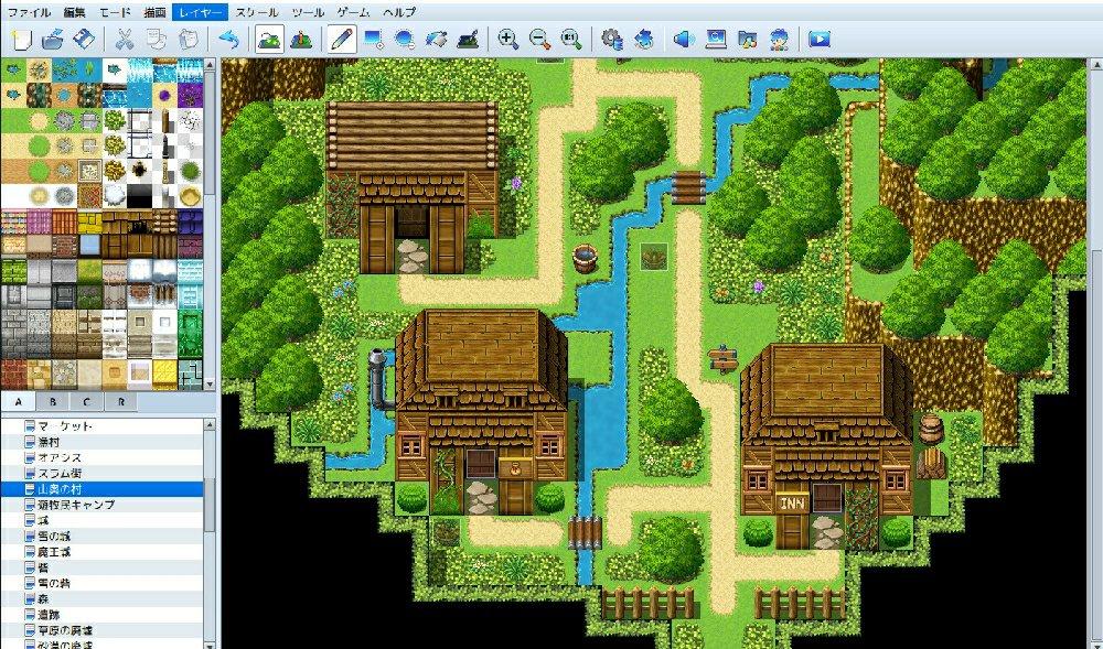 В августе выйдет новая часть RPG Maker MZ