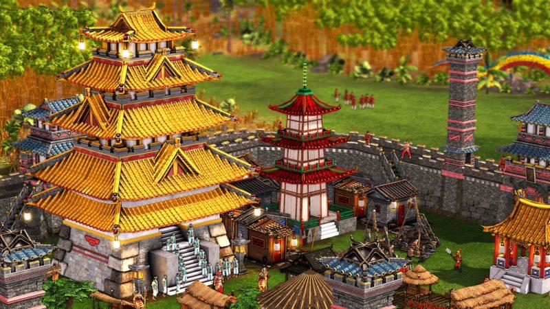 Большой геймплей Stronghold: Warlords