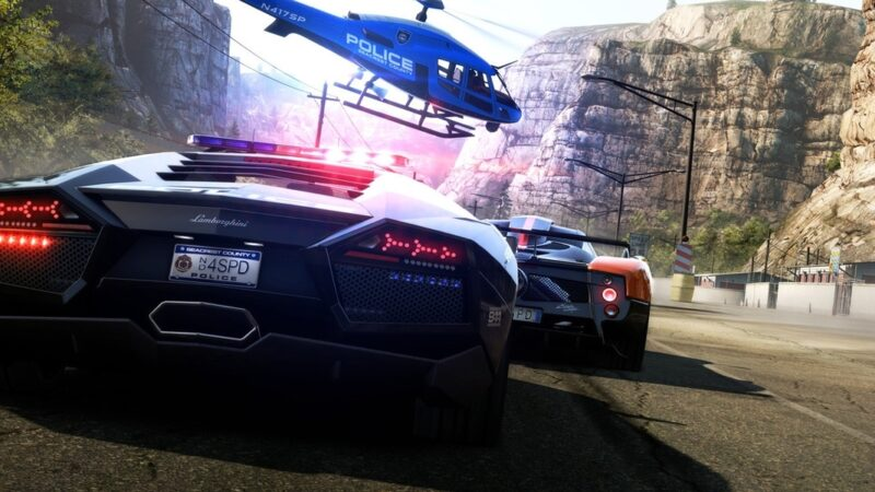EA готовит ремастер Need For Speed: Hot Pursuit?