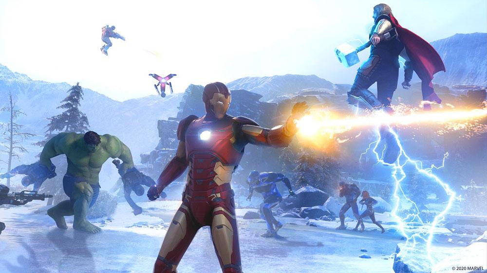 В Marvel's Avengers появятся платные боевые пропуски на каждого из персонажей по 10$