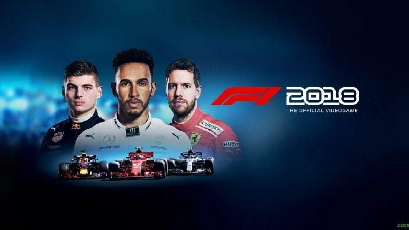 На Humble Bundle бесплатно раздают F1 2018