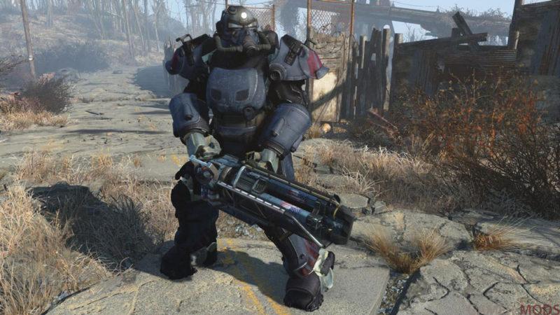 Fallout 76 получит официальную поддержку модов