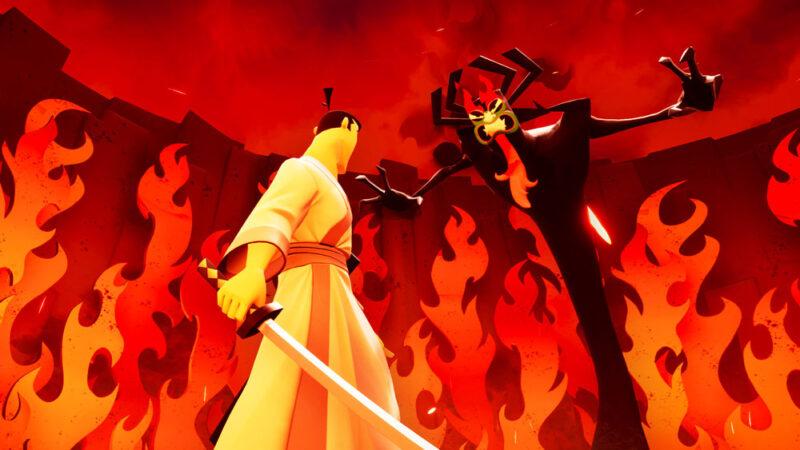 Состоялся релиз Samurai Jack: Battle Through Time