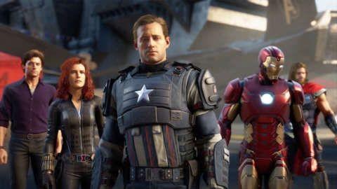 Упоминание новых персонажей в Marvel's Avengers