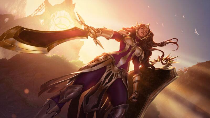 «Зов Горы» уже доступен в Legends of Runeterra