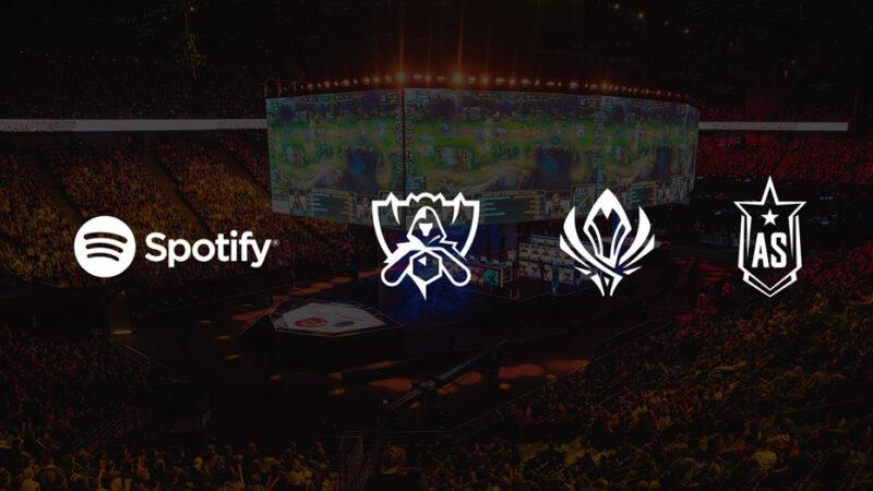 Riot Games и Spotify объявили долгосрочном сотрудничестве