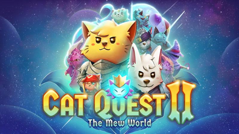Разработчики Cat Quest II решили отметить всемирный день кота