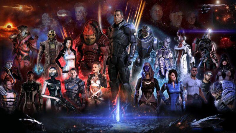 У трилогии Mass Effect может быть Ремастер