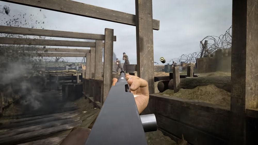 EA пообещала показать Medal of Honor: Above and Beyond 27 августа