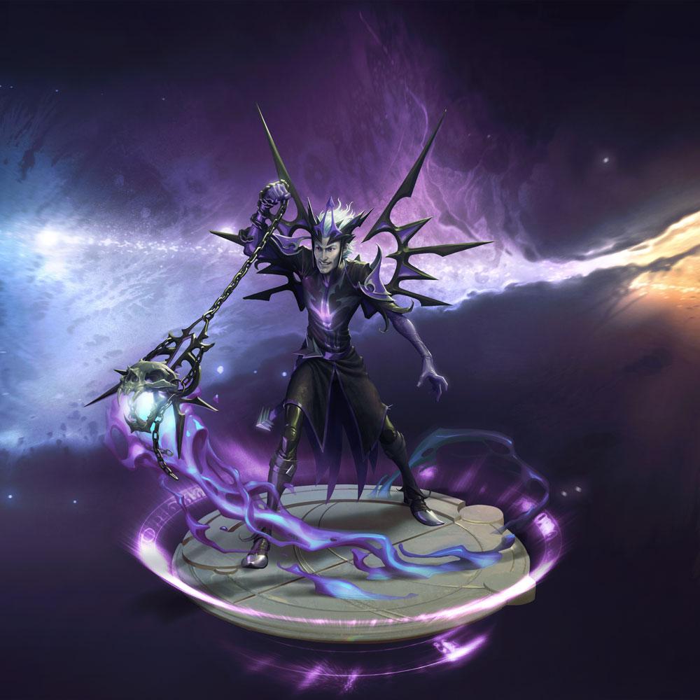 Некромант появился в Magic: Legends