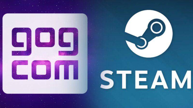 Распродажи в Steam и GOG