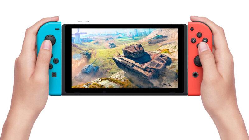 World of Tanks Blitz выходит на Nintendo Switch