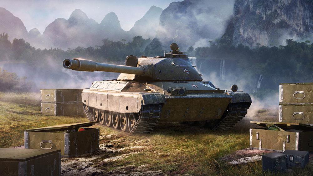 Самое большое дополнение World of Tanks в этом году уже на пороге