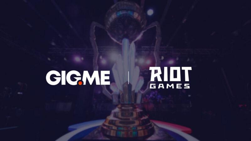 GIG.ME станет эксклюзивным партнёром Riot Games в России и СНГ