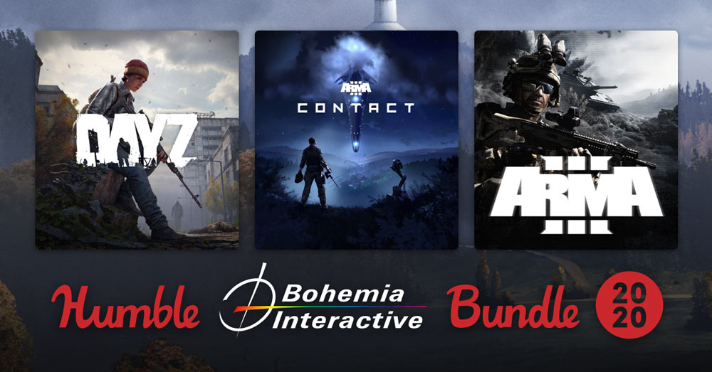 В Humble Bundle продают Bohemia Interactive Bundle 2020
