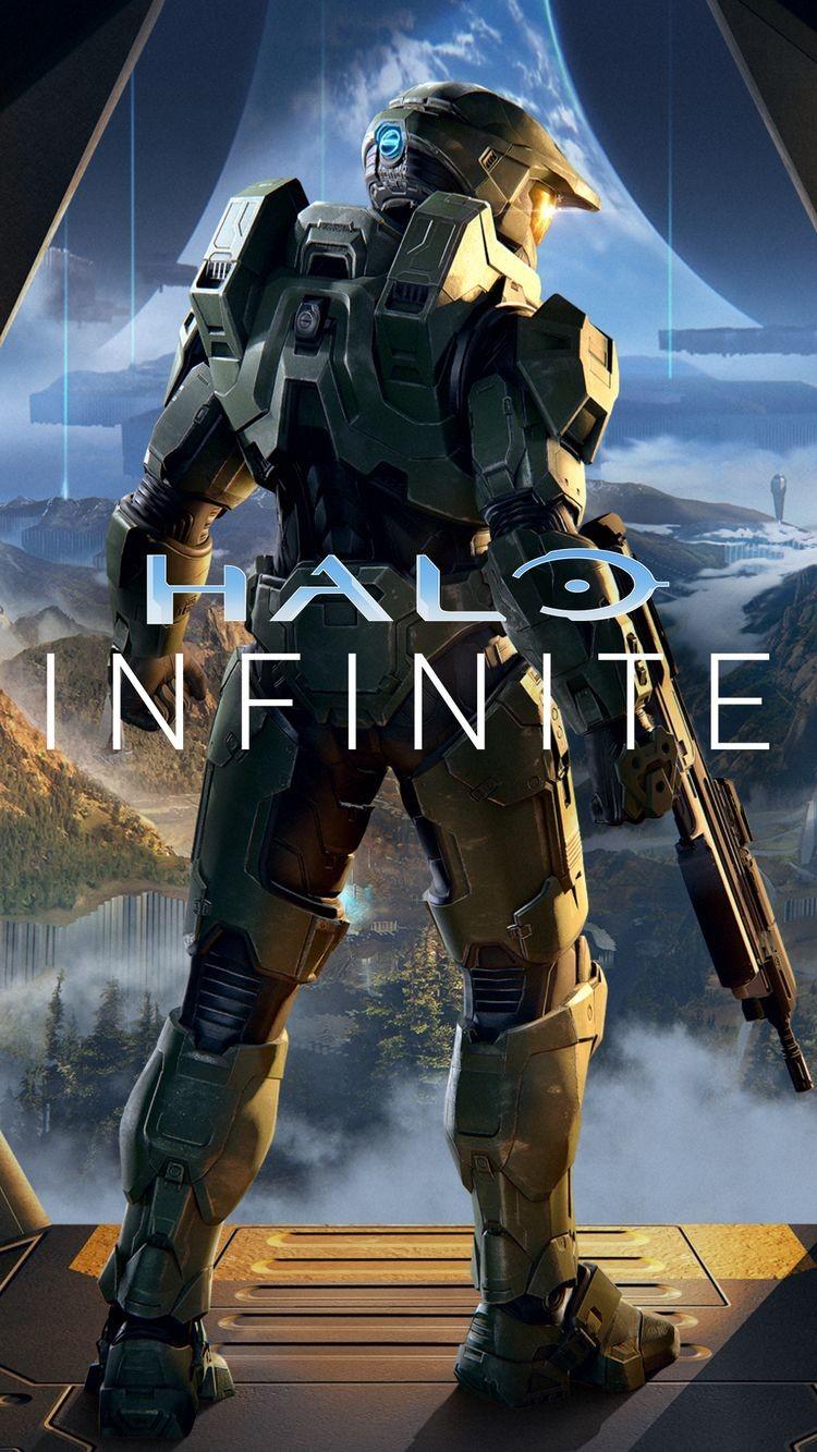 Перенос Halo Infinite