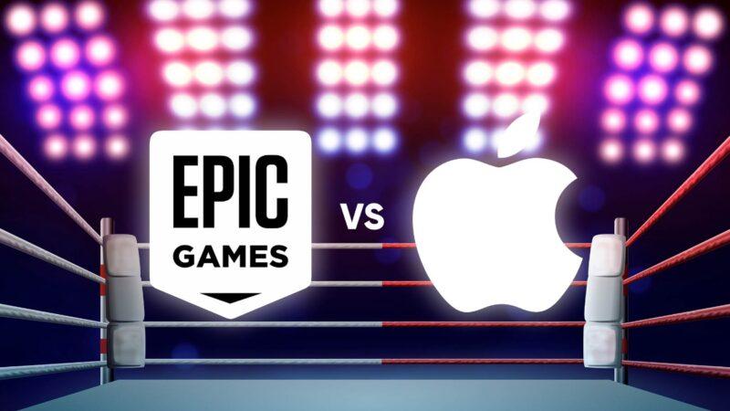 Microsoft поддержала Epic Games в борьбе с Apple