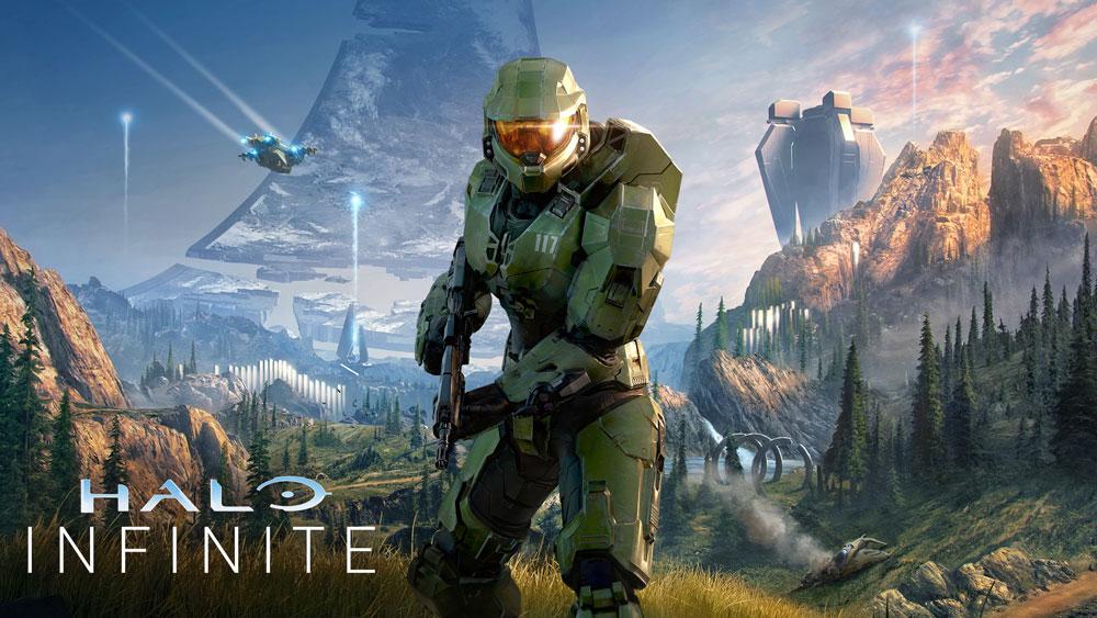 Одним из режимов Halo Infinite может быть королевская битва