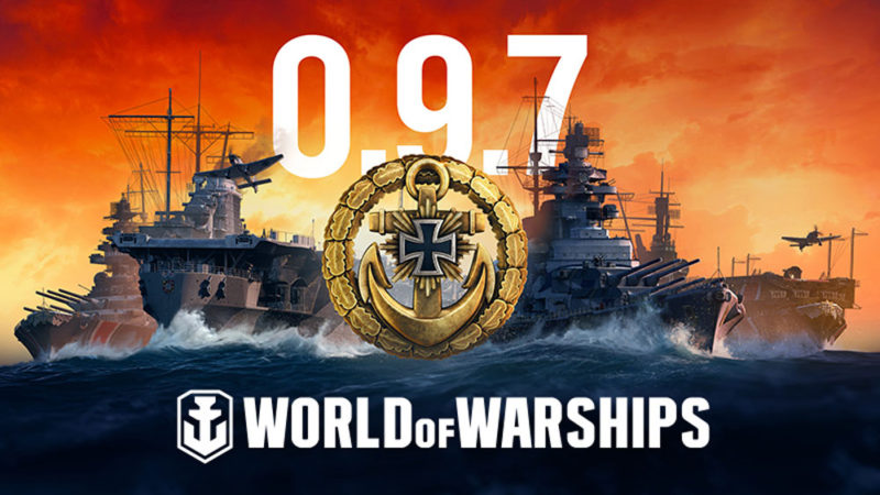 В World of Warships появились немецкие авианосцы