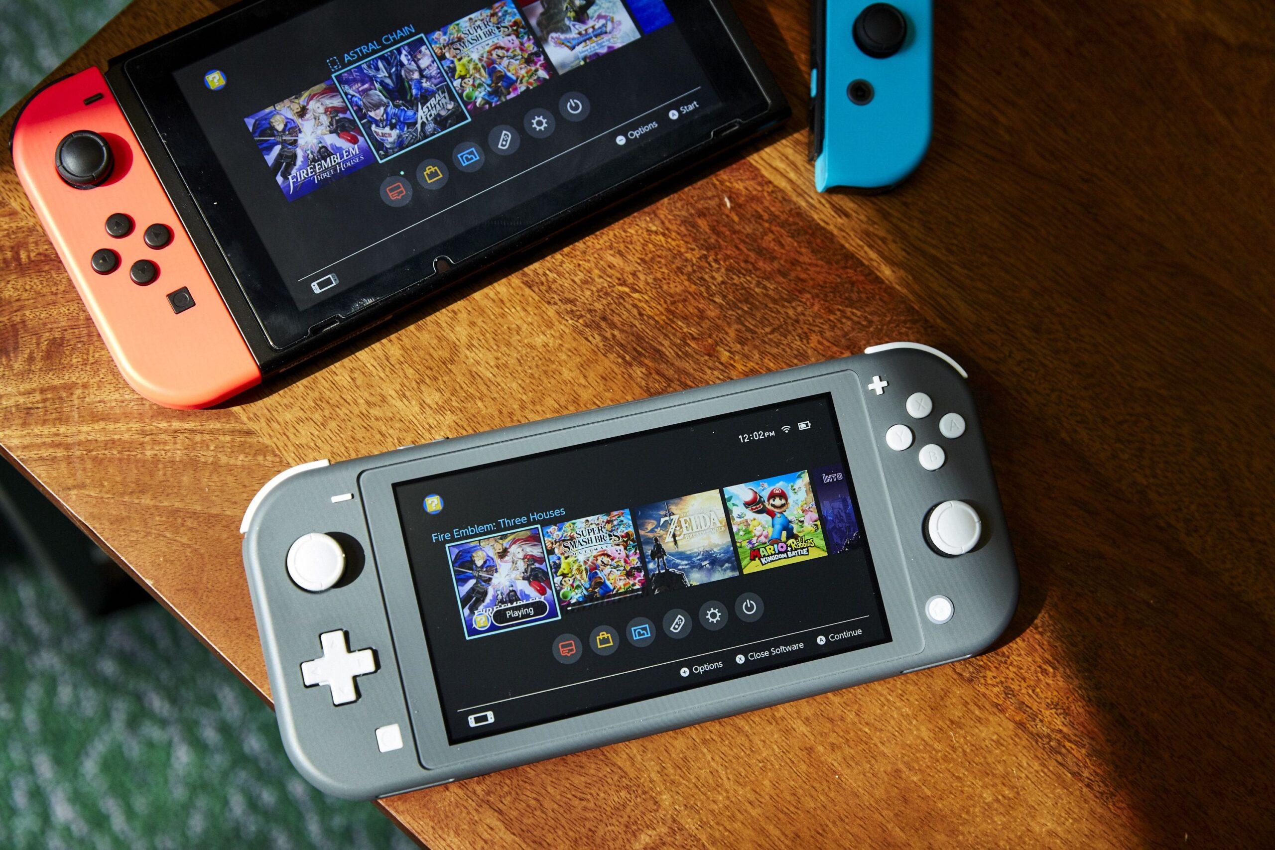 Nintendo работают над новой консолью