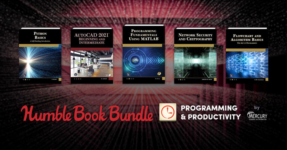 На Humble Bundle новая подборка книг по программированию