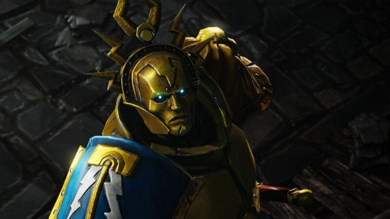 Warhammer Age of Sigmar: Storm Ground выйдет в 2021 году
