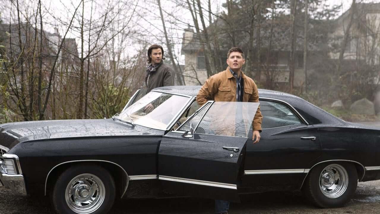 Братьям Винчестерам подарили по Chevrolet Impala 1967 в честь завершения сериала