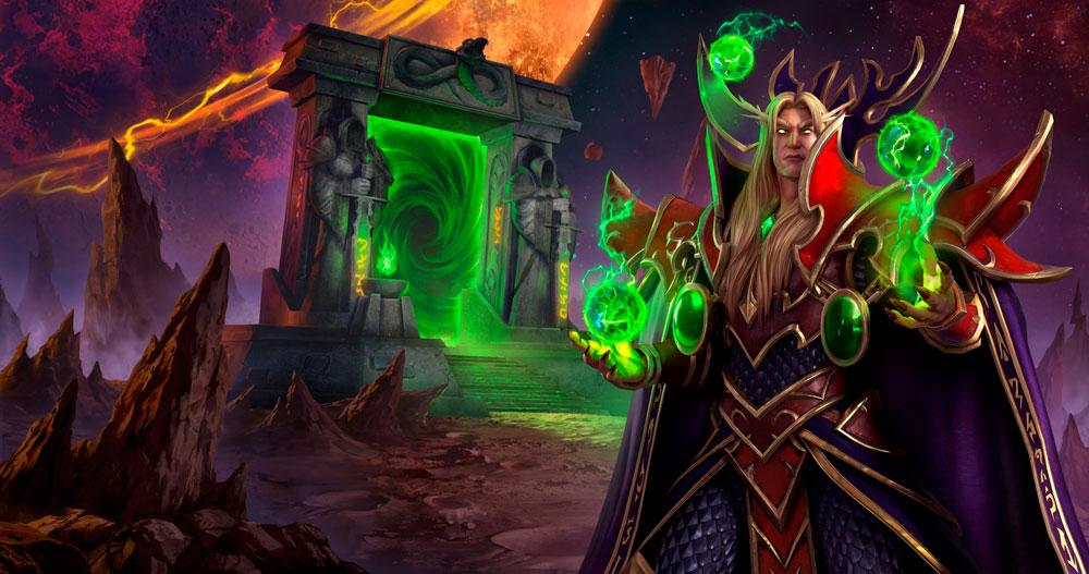 Фанаты переделывают Warcraft 3: Reforged в Warcraft 2
