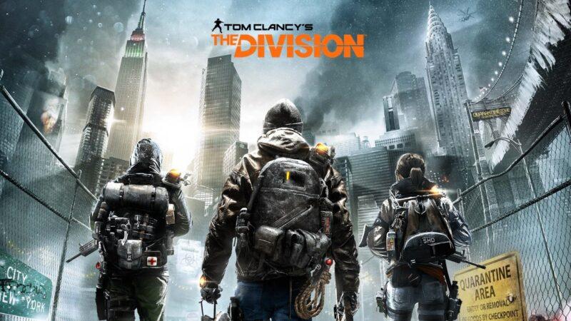 Ubisoft бесплатно раздаёт Tom Clancy's The Division