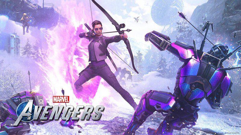 В Marvel's Avengers появится Кейт Бишоп